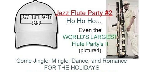 Jazz Flute Holiday Party tickets