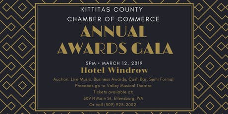 Annual Awards Gala tickets