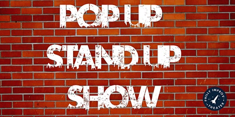 Pop-Up Stand-Up Show tickets