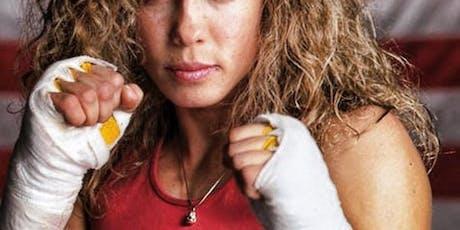 Kickboxing Seminar, Kathy Long a 5X World Champ tickets