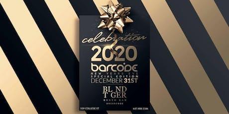 Barcode NYE 2020 (Downtown Toronto) tickets