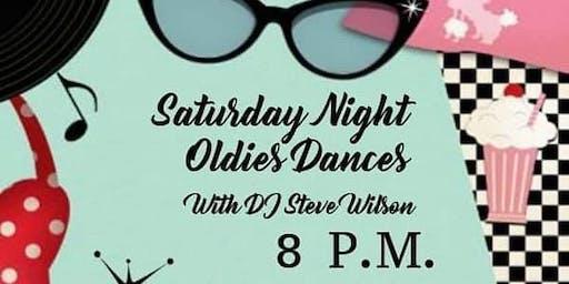 Saturday Night Oldies Dance