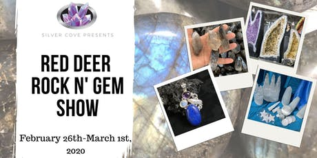 Red Deer Rock N' Gem Show tickets