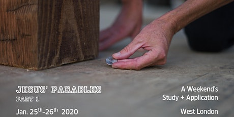 Jesus' Parables (Part 1) at the Sercombes (West London) (2020) tickets