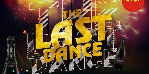THE LAST DANCE NEW YEARS EVE 2020 @ STREO GARDEN