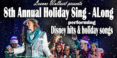 8th Annual Holiday Sing-Along