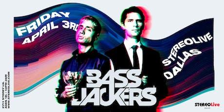 Bassjackers - Stereo Live Dallas tickets