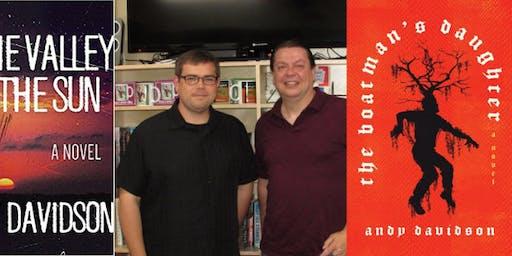 Andy Davidson Meet & Greet and Book Signing