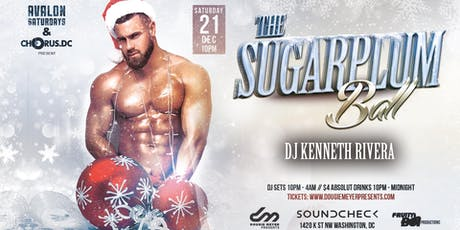 AVALON Saturdays and Chorus DC present: The Annual Sugarplum Ball tickets