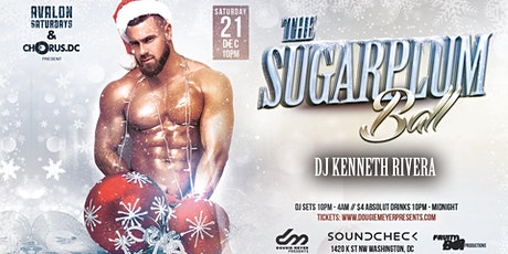 AVALON Saturdays and Chorus DC present: The Annual Sugarplum Ball tickets