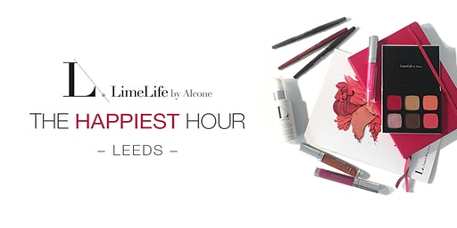 The Happiest Hour with LimeLife by Alcone UK - Leeds