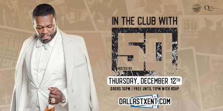 In The Club With 50 Cent - Dallas tickets