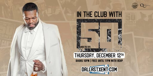 In The Club With 50 Cent - Dallas