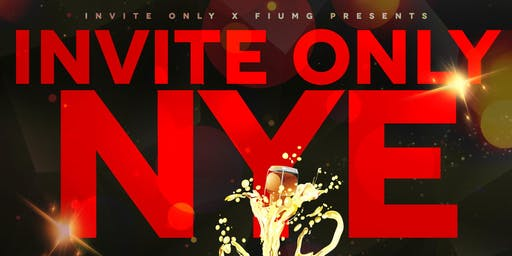 Invite Only NYE