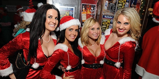 Bad Santa Christmas Party Part #2