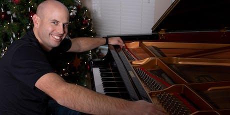 Tonioli Christmas House Concert tickets