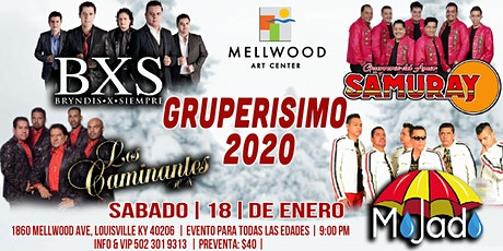 GRUPERISIMO 2020 tickets