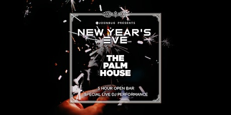 Palm House New Years Eve Party 2020 tickets