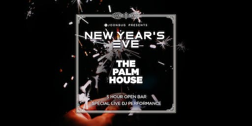 Palm House New Years Eve Party 2020