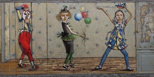 """Exposition artistique """"Entre réalité et idéal"""" du 11 au 17 décembre"""