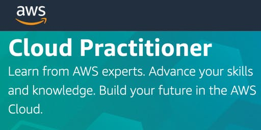 Amazon Web Services - Cloud Practitioner Cert Prep Class (no cost)