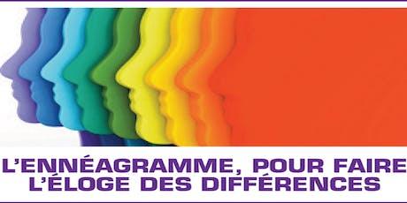 Conférence sur L'ennéagramme: pour faire l'éloge des différences billets