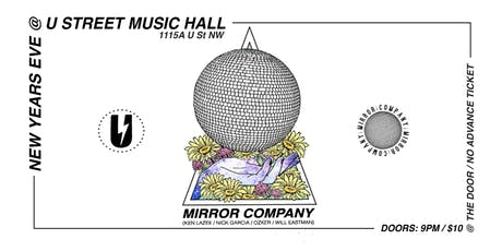 New Year's Eve with Mirror Company tickets