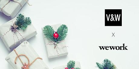 Veer & Wander X WeWork tickets