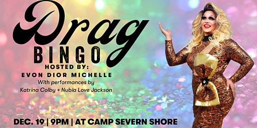 Drag Bingo at Camp Severn Shore