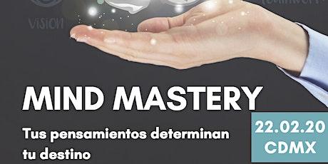 Mind Mastery boletos