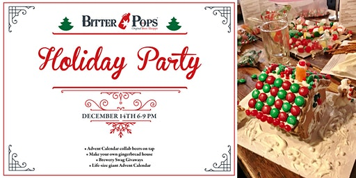 Bitter Pops Holiday Party