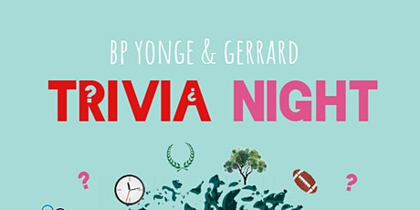 Weekly Trivia at Boston Pizza Yonge & Gerrard tickets