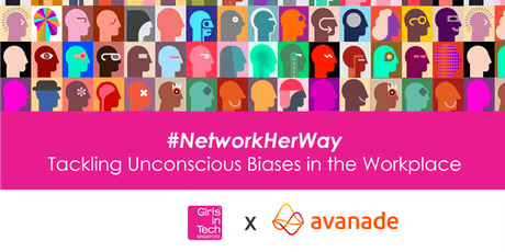 #NetworkHerWay: Tackling Unconscious Biases powered by Avanade x GITSG tickets