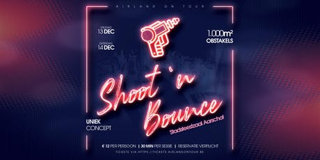 Shoot 'n Bounce: Aarschot tickets