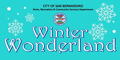 City of San Bernardino Winter Wonderland 2019