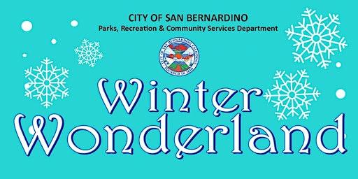 City of San Bernardino Winter Wonderland 2019