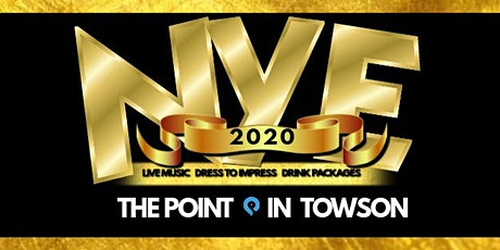 Getting to The Point NYE 2019 tickets