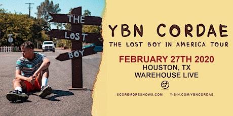 YBN CORDAE tickets