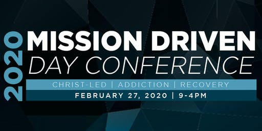 2020 Mission Driven Day Conference
