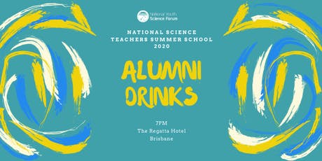 Alumni Drinks with NSTSS Brisbane 2020 tickets