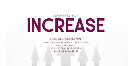 January Magazine Launch tickets