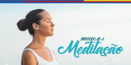 Aprenda a Meditar tickets