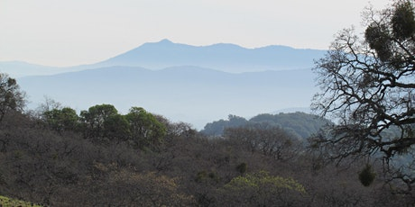 New Year's Hike on Sonoma Mountain's East Slope Trail! tickets