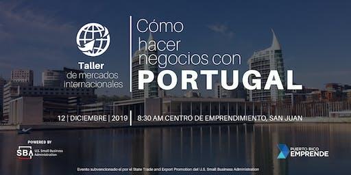 COMO HACER NEGOCIOS CON PORTUGAL