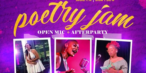 Poetry Jam | 1.11