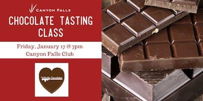 Around the World of Chocolate Class