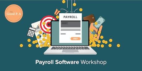 Payroll Software Workshop tickets