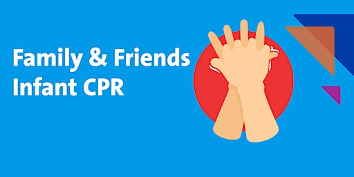 Family & Friends Infant CPR at North Shore University Hospital