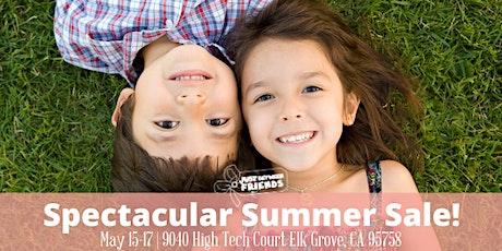 Opening Weekend Free Pass - JBF Elk Grove Spectacular Summer Sale 2020 tickets