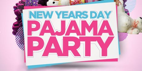 New Year's Day PJ Party tickets